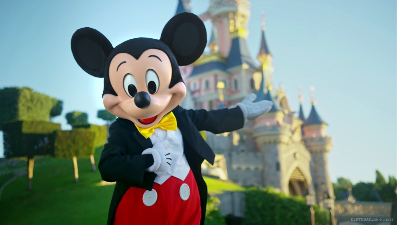 Mickey Mouse for DLP 25